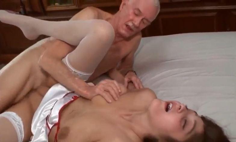 sexe porno jeune vieux
